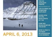 Kootenay Mountaineering Club host Chic Scott slideshow